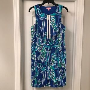 Lilly Pulitzer Penelope Shift Dress in Blue Crush*